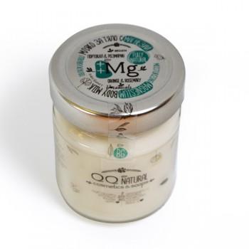 Натурално Магнезиево Мляко за Тяло с Бадемово Масло и Ший