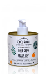 Natural Liquid Soap Antibacterial Sage & Orange