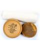 Natural Shampoo Bar With Sesame oil, Salvia and Ylang-Ylang
