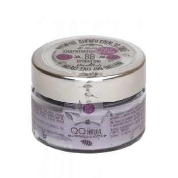 """100% Natural Hydrating Matting Face Day Cream """"BB"""" With Foundation Effect & Avocado Oil"""