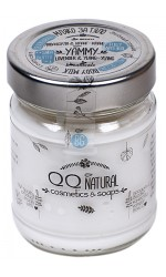"100% Natural ""Yammy"" Hydrating Body Milk Moisturizer For Dry Skin With Lavender & Almond Oil"